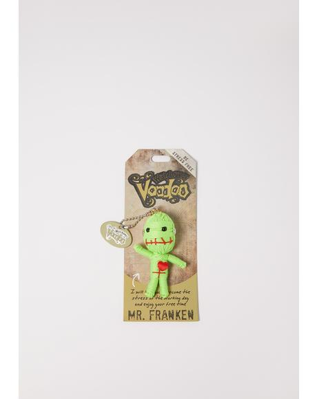 Mr. Franken Voodoo Doll