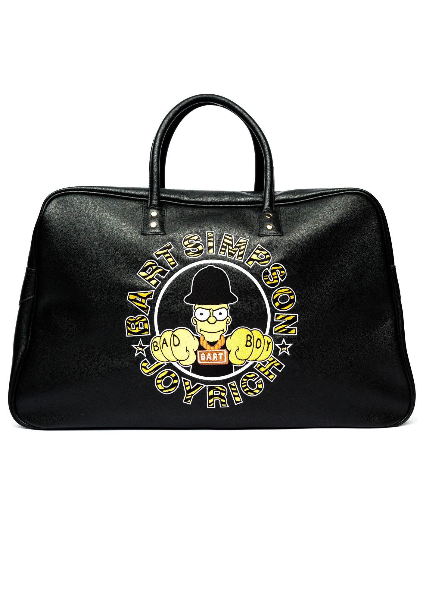 Joyrich Bad Boy Bart Boston Bag