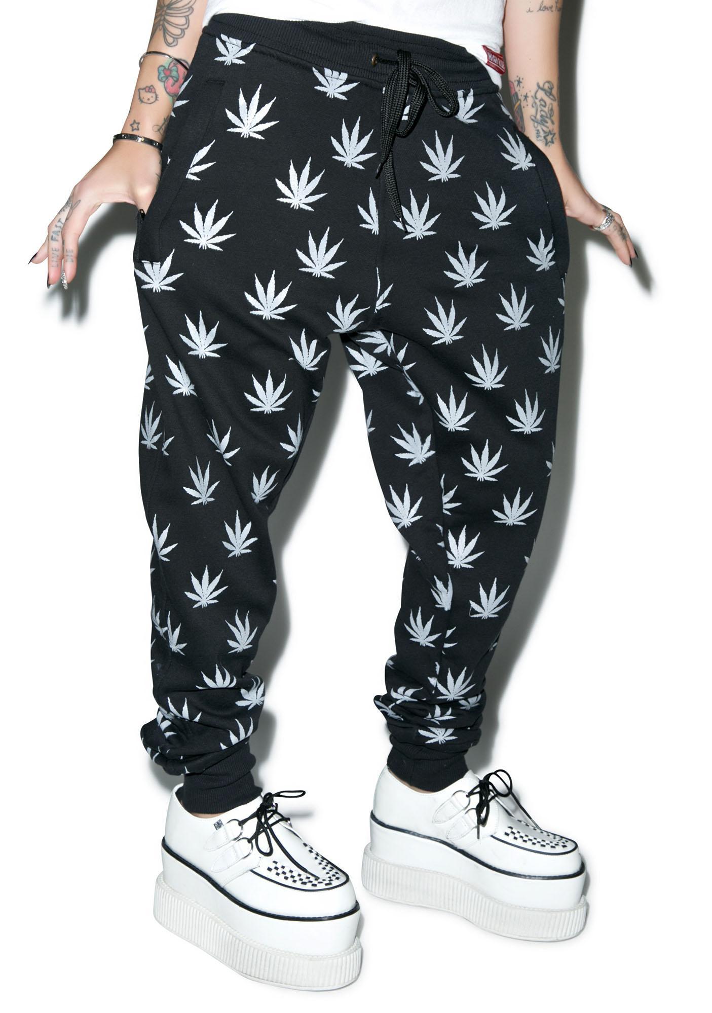 High Rise Jogger Pants