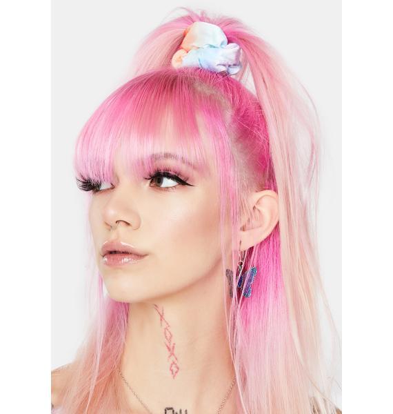 Pastel Princess Hair Scrunchie