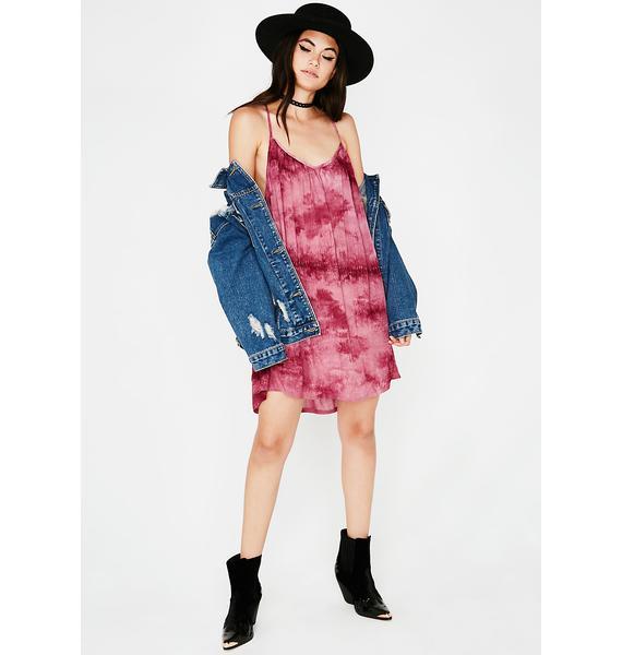Take A Tripp Tie Dye Dress