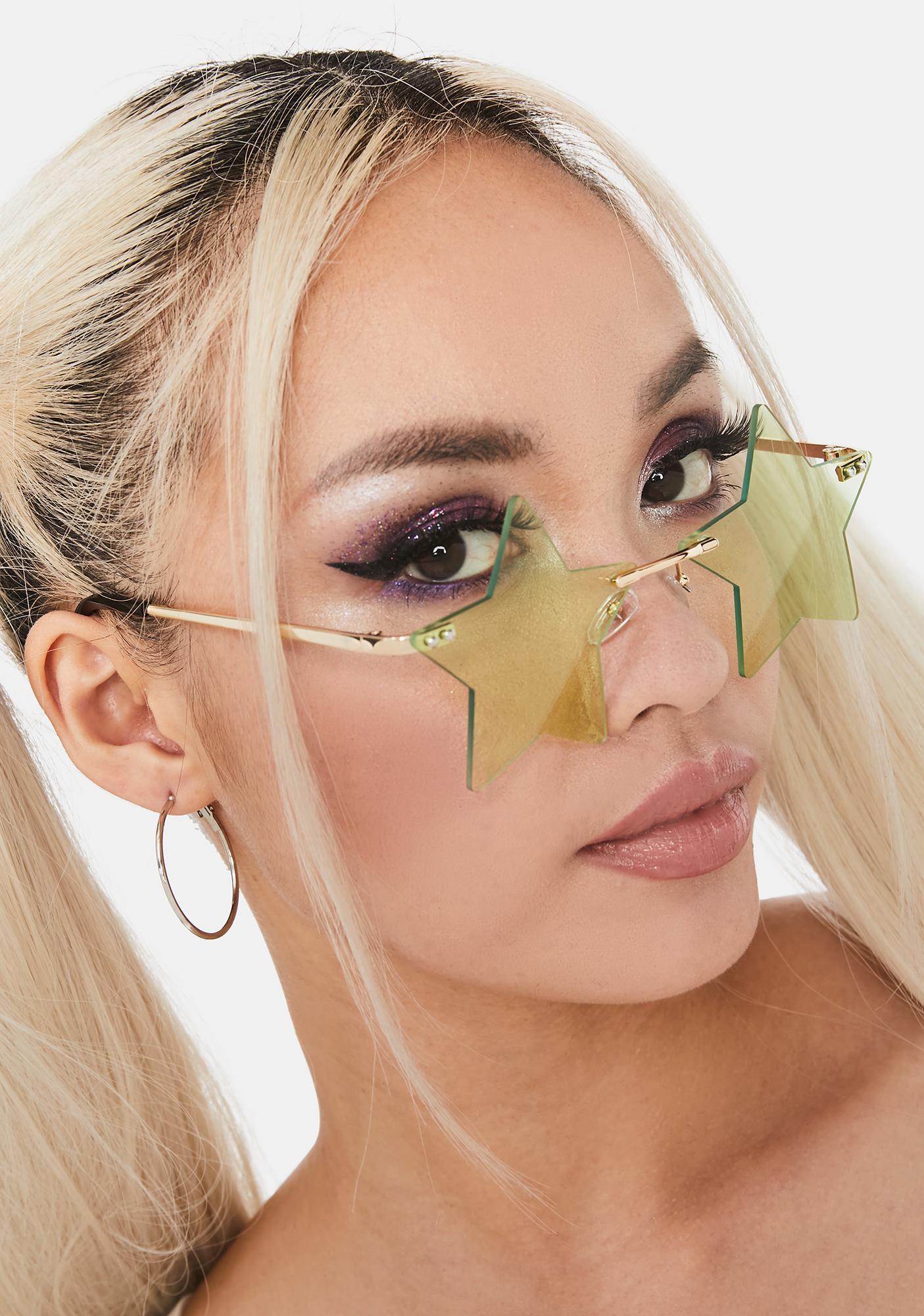 Ivy Wish Come True Star Sunglasses