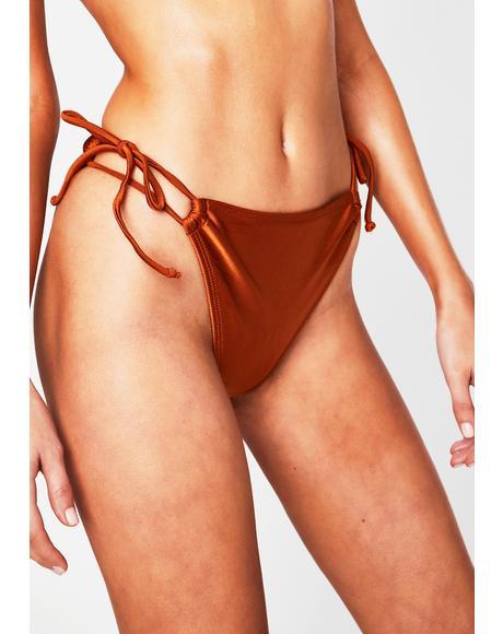 Spice Whimsical Bikini Bottoms