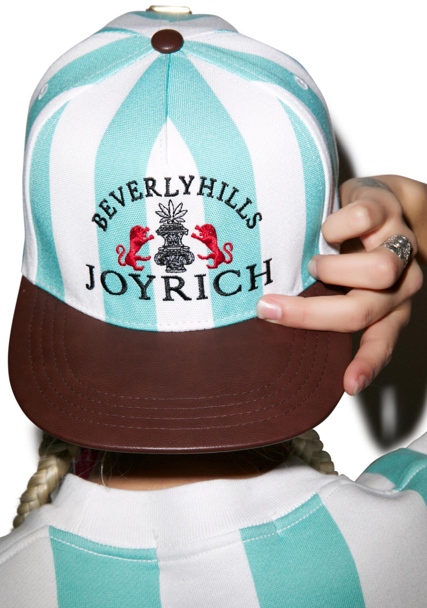 Joyrich Bold Lane Snapback
