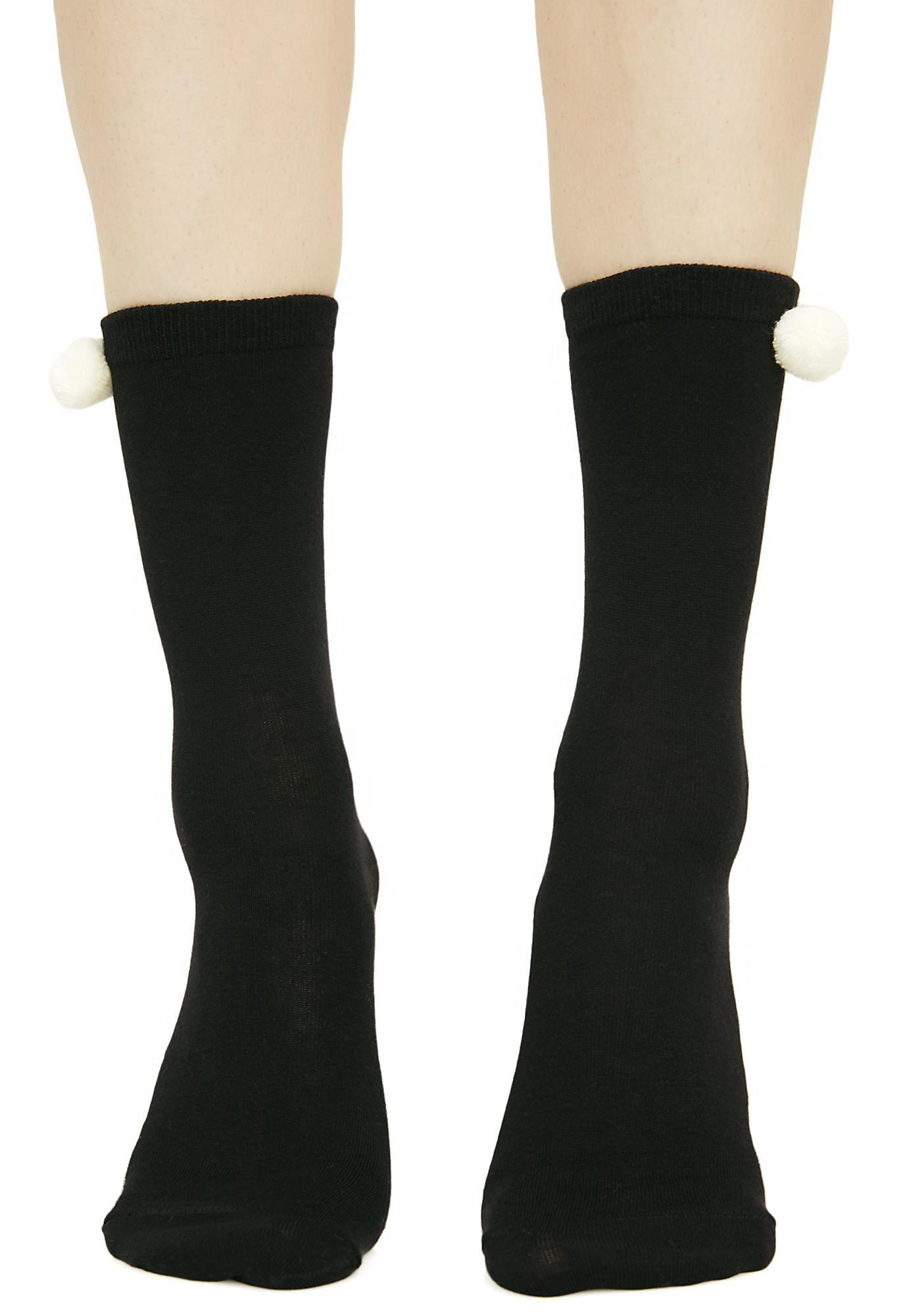 x-Girl Pom Pom Socks