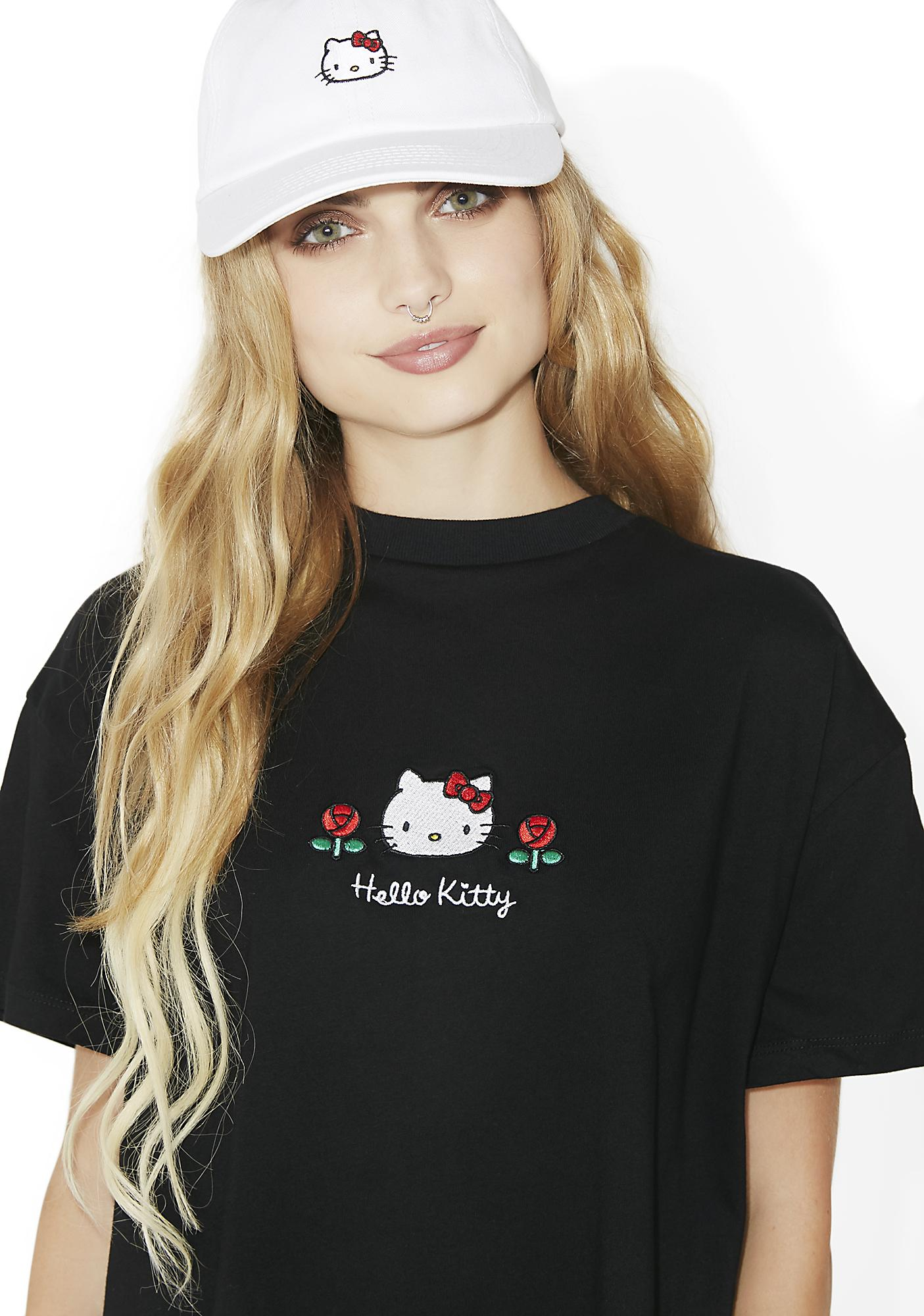 9e1854d3f Lazy Oaf Hello Kitty Oversized T-Shirt | Dolls Kill