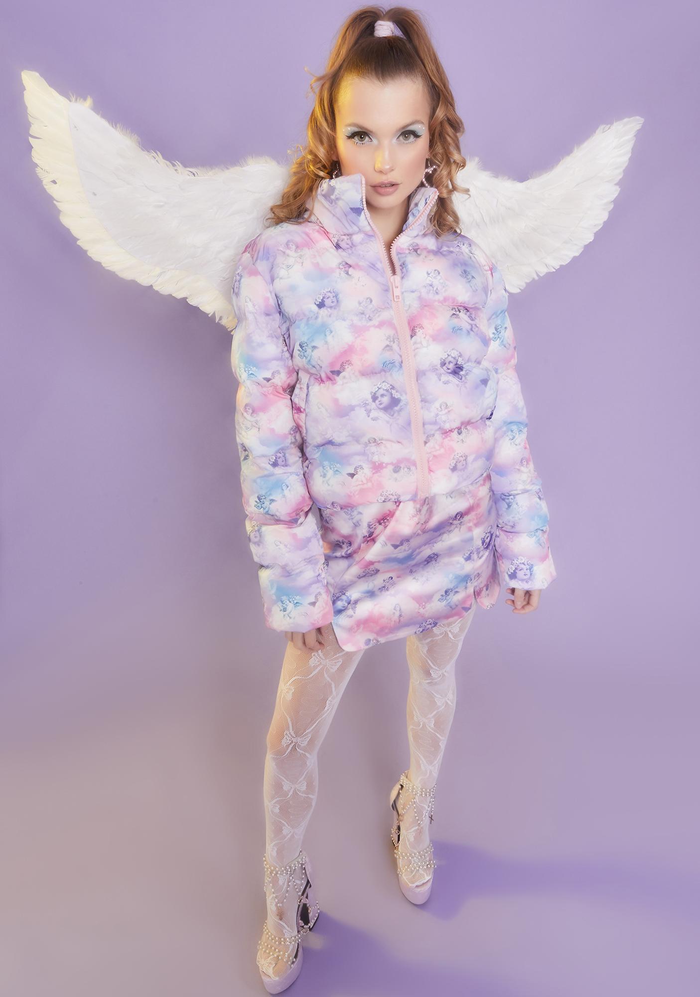 Sugar Thrillz On Cloud Nine Puffer Jacket