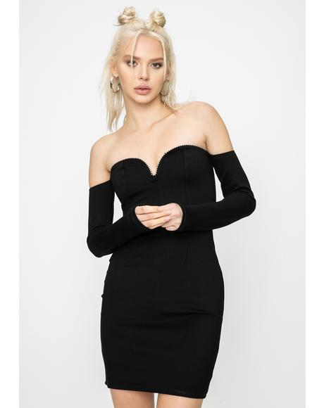 City Slick Mini Dress