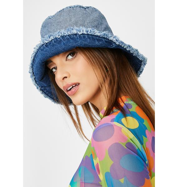 Throwback Tunez Bucket Hat