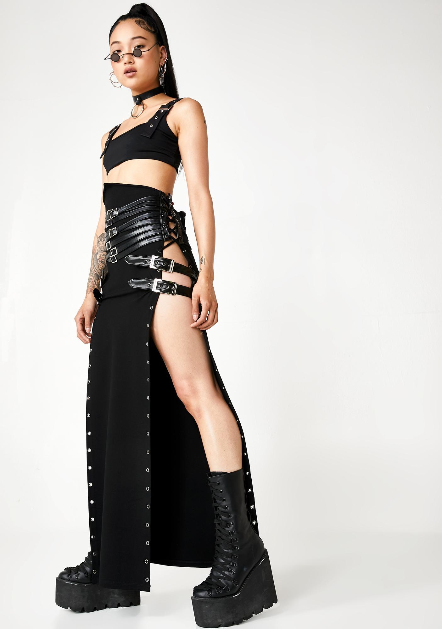 Kiki Riki Wild Warrior Maxi Skirt