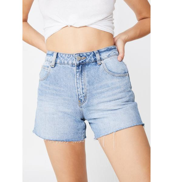 Rollas Alexa Blue Original Shorts