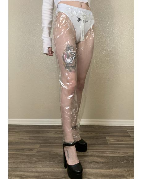 Antler Transparent Pants