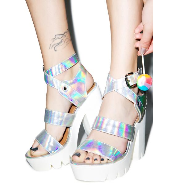 Walkin' Out Of This World Platforms