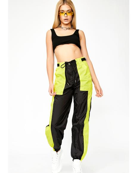 Bodak Above N' Beyond Jogger Pants