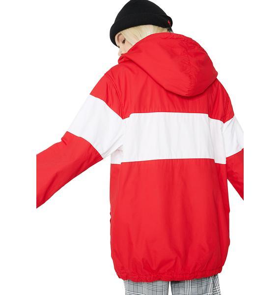 HUF Explorer-1 Anorak Jacket