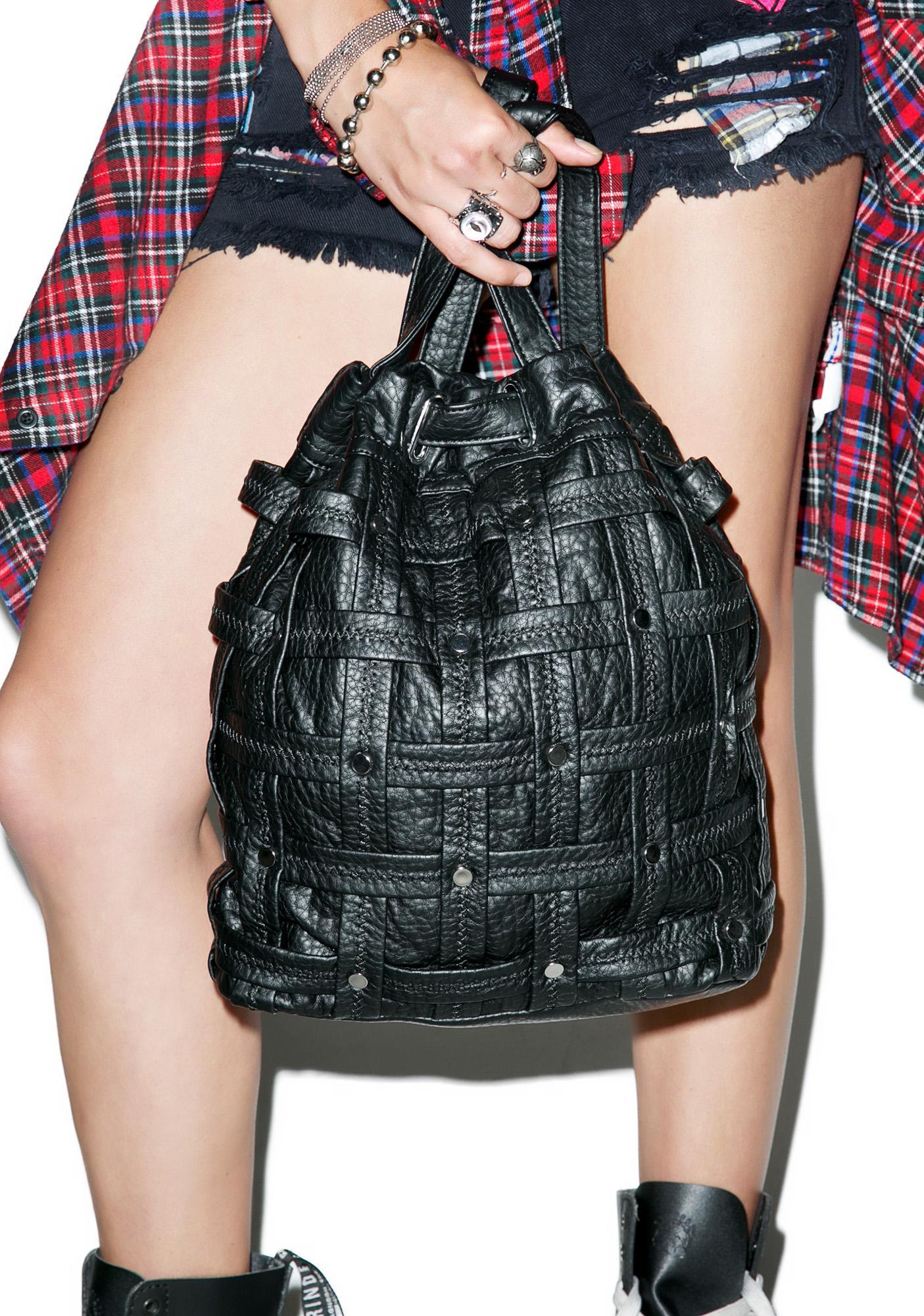 Maze Bucket Backpack