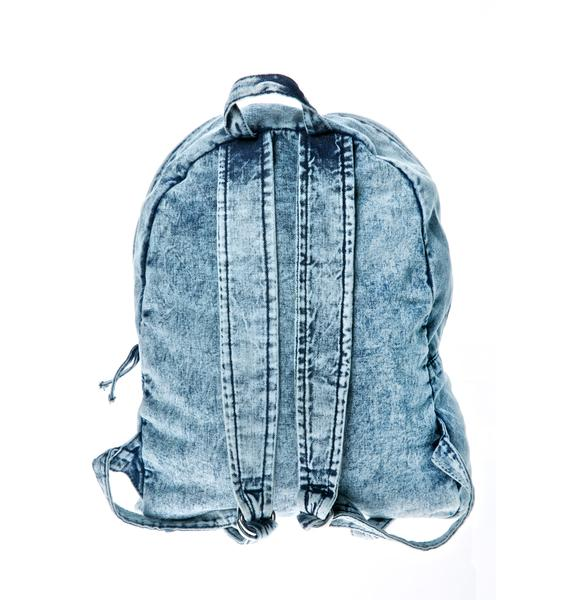 Daytripper Acid Wash Backpack