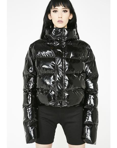 Stone Cold Puffer Jacket