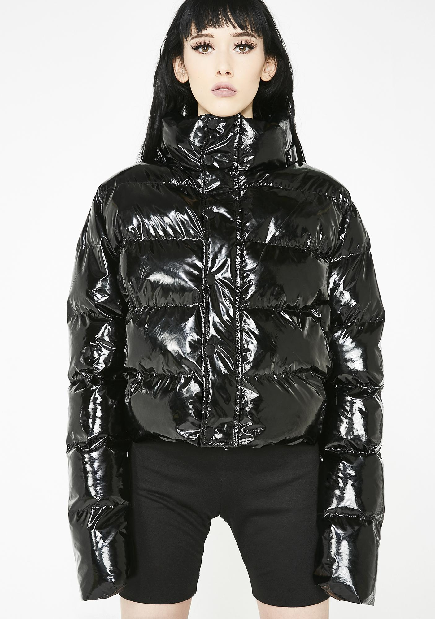 Current Mood Stone Cold Puffer Jacket