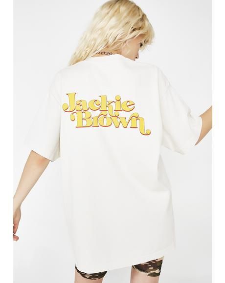 Jackie Brown Knockout Tee