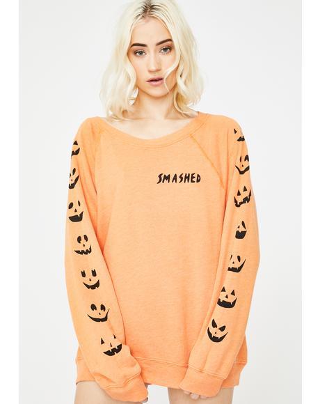 Smashed Sommers Crewneck Sweatshirt