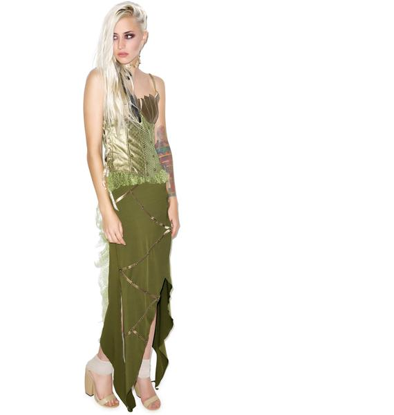 Lip Service Song Of The Swamp Siren Costume
