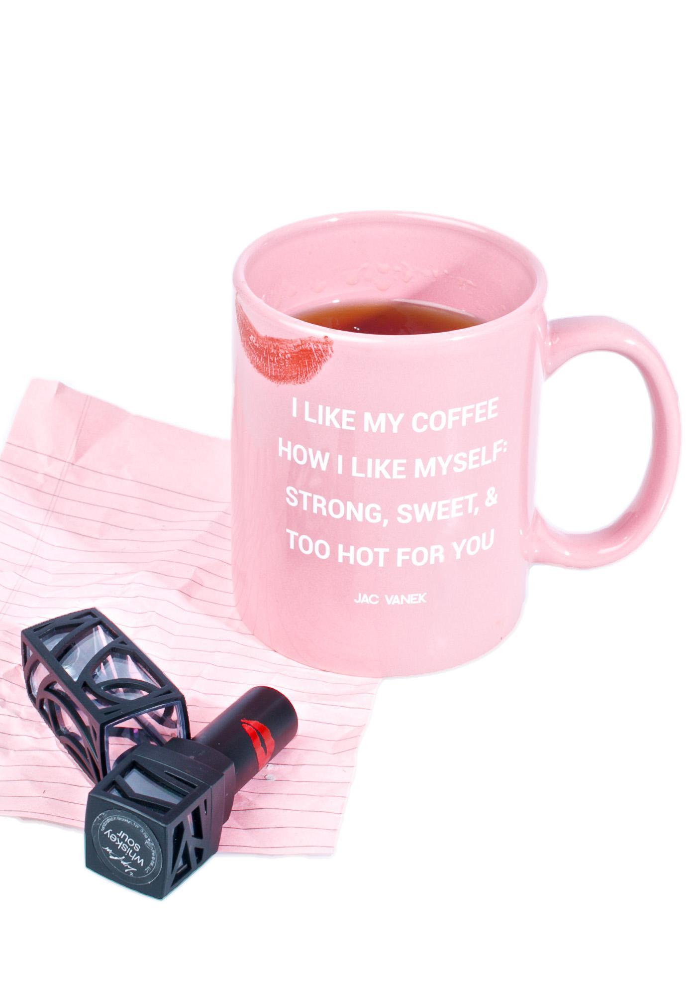 Jac Vanek I Like My Coffee Mug