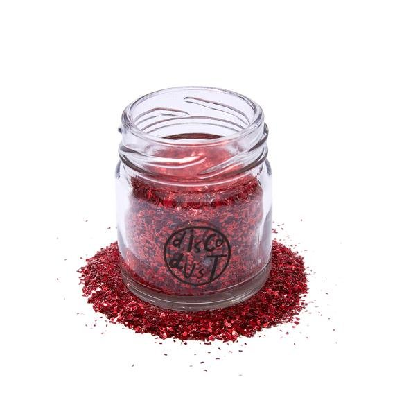 Disco Dust London Broken Ruby Glitter