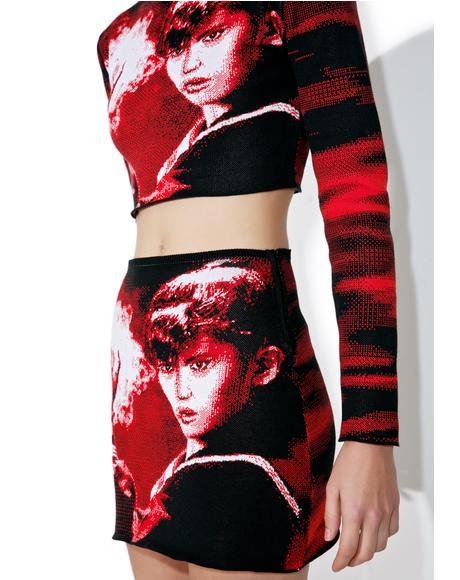 Knit Suke Skirt