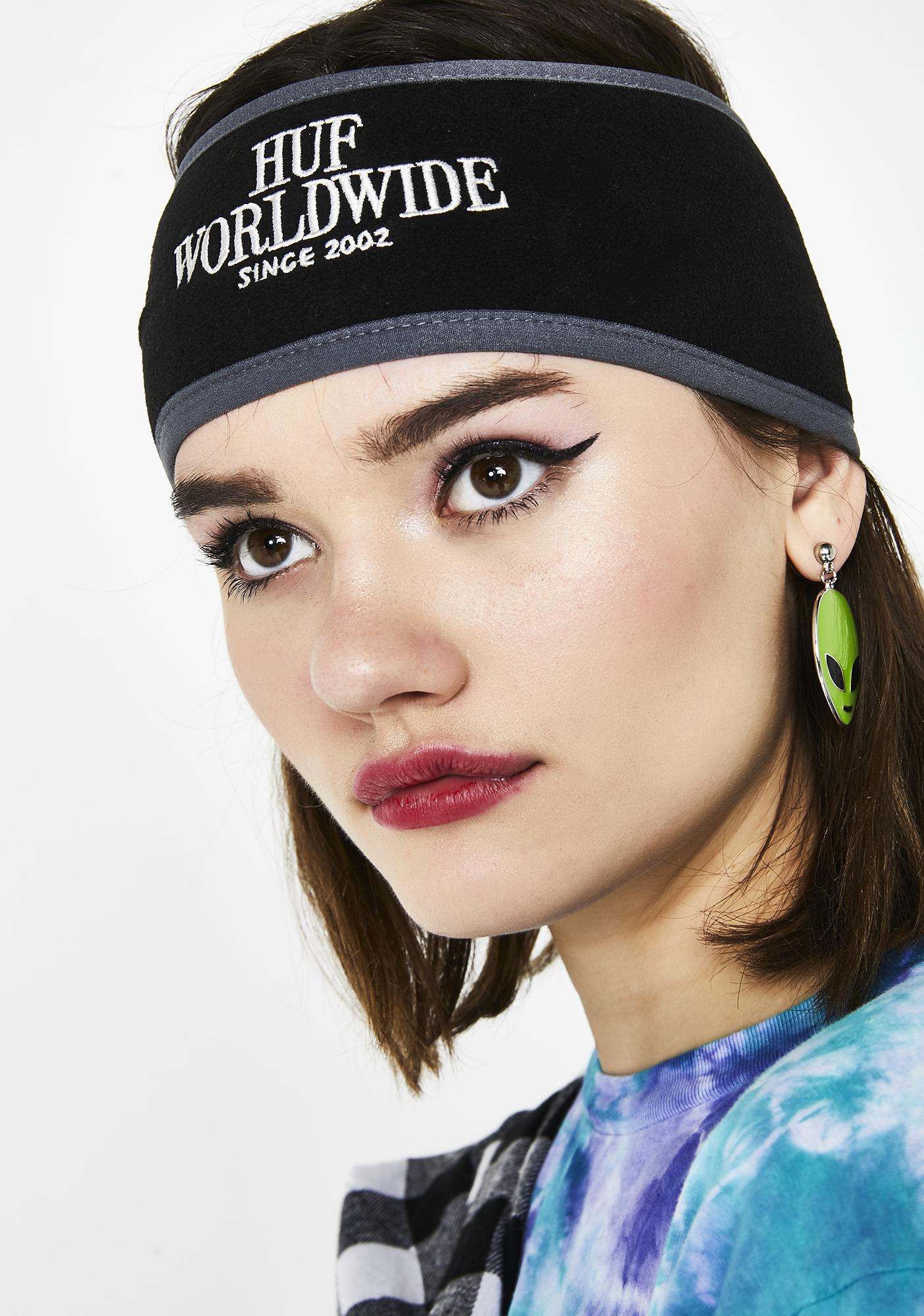 HUF Huf Reversible Ear Warmer