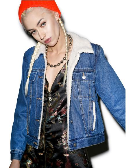 Now & Then Denim Jacket