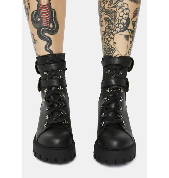 Altercore Sadie Cutout Boots