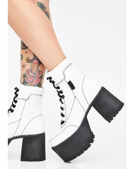 Icy Women Crush Eryday Chunky Platforms