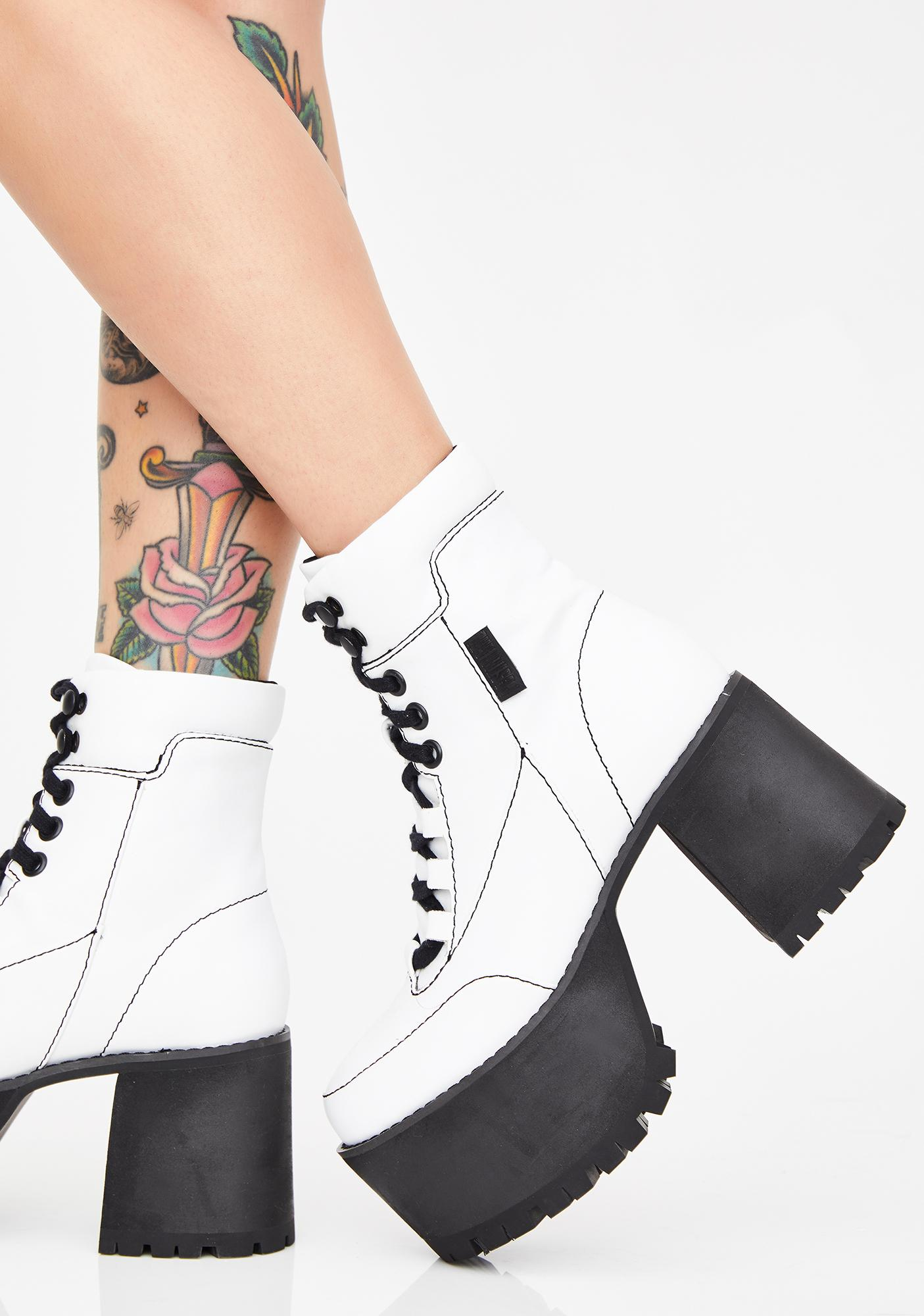 Poster Grl Icy Women Crush Eryday Chunky Platforms