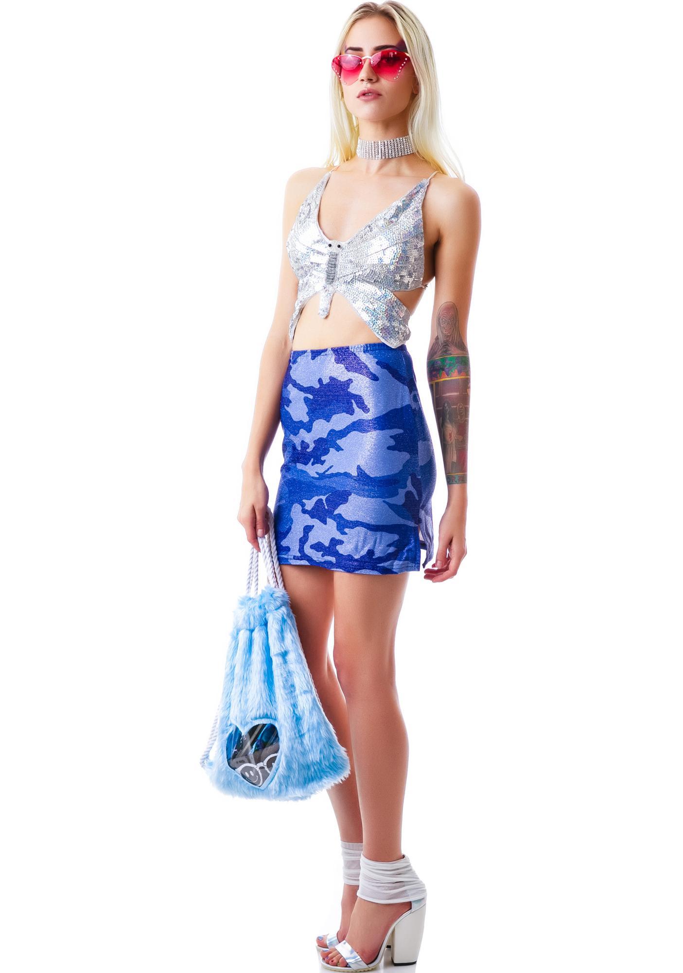 G.I. Jetson Camo Skirt