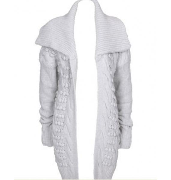 One Teaspoon Cold Desert Knit Coat