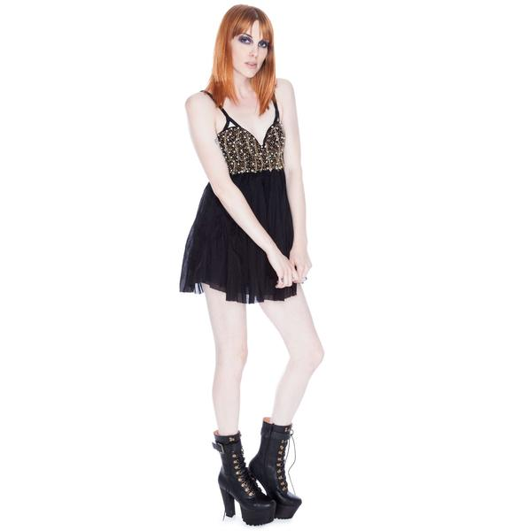 One Teaspoon Crucify Dress