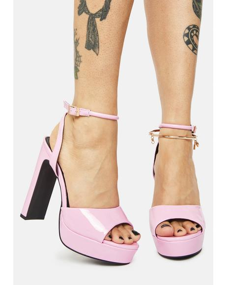 Malibu Platform Heels