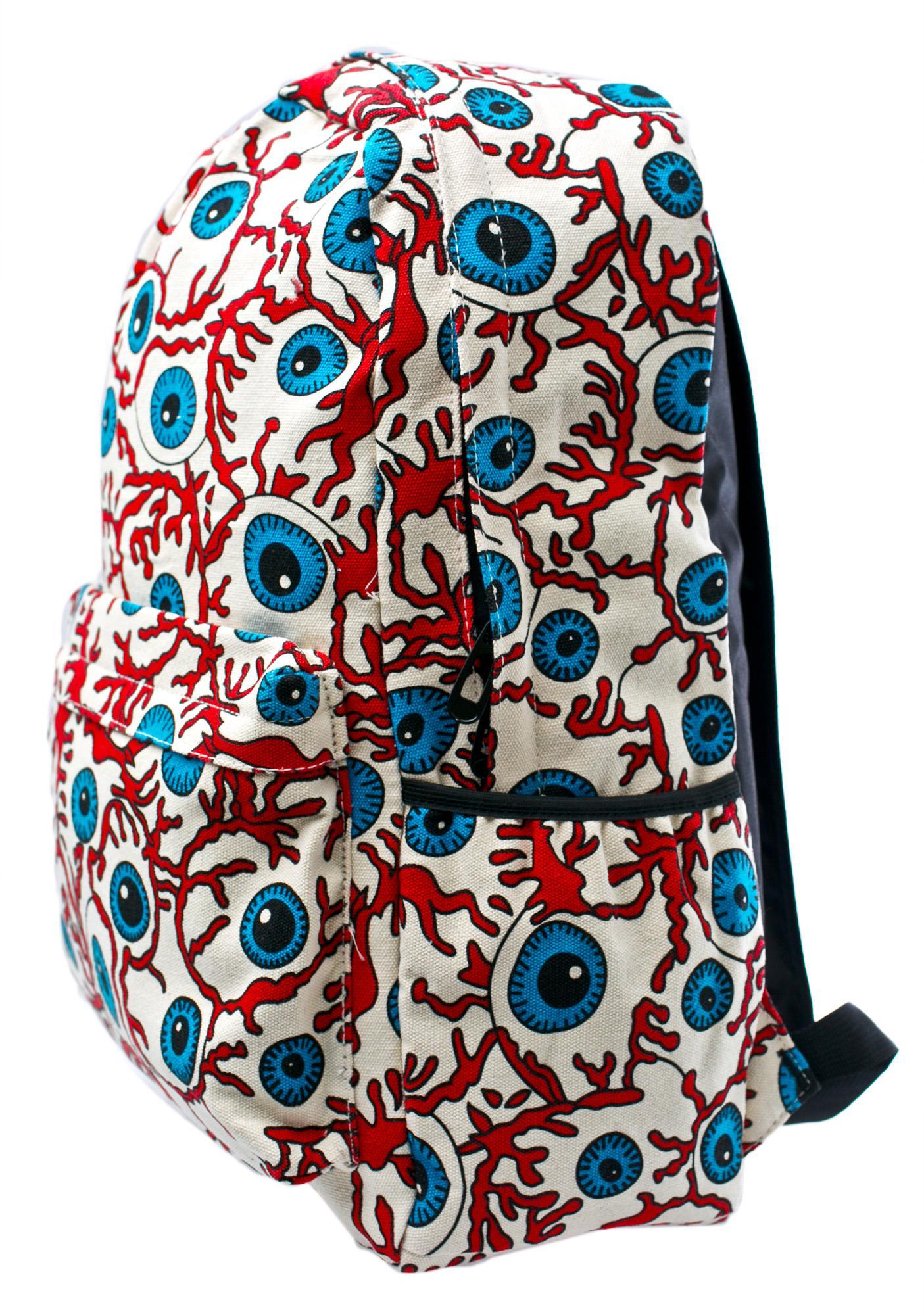 Retina Scanner Backpack