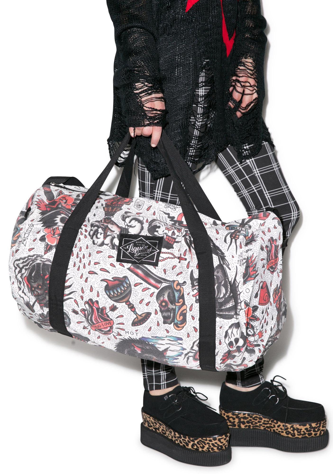 Flash Me Duffle Bag
