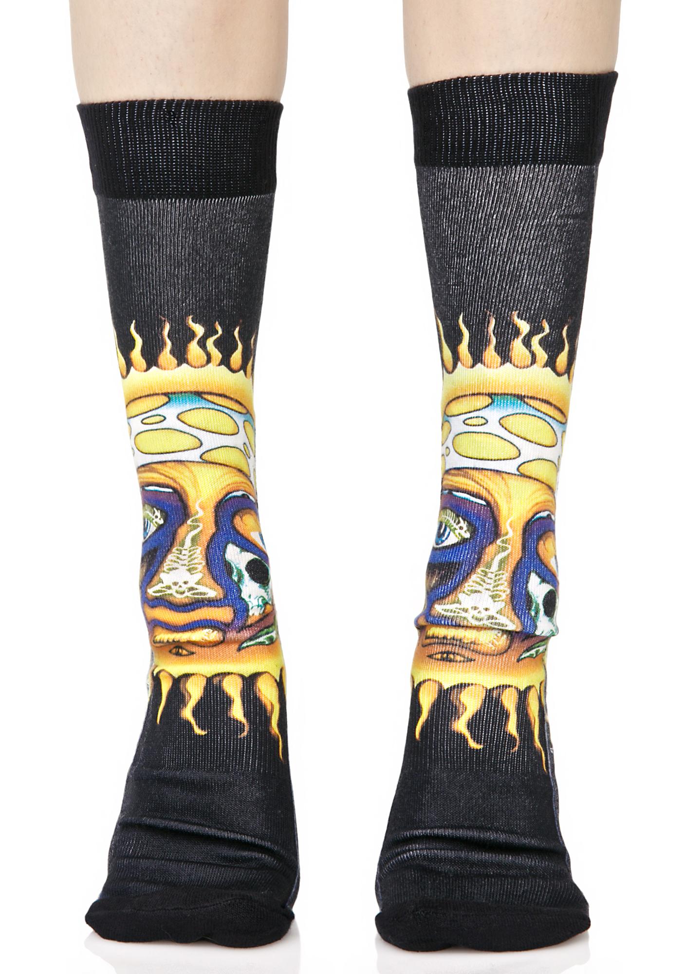 Classic Sun Socks