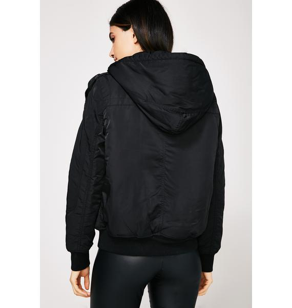 Joy Rider Hooded Jacket