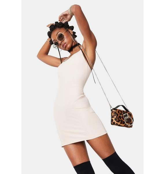 Kiki Riki The Naked Bodycon Mini Dress