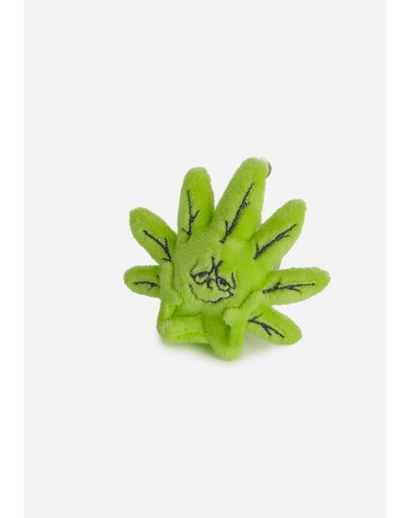 Green Buddy Keychain