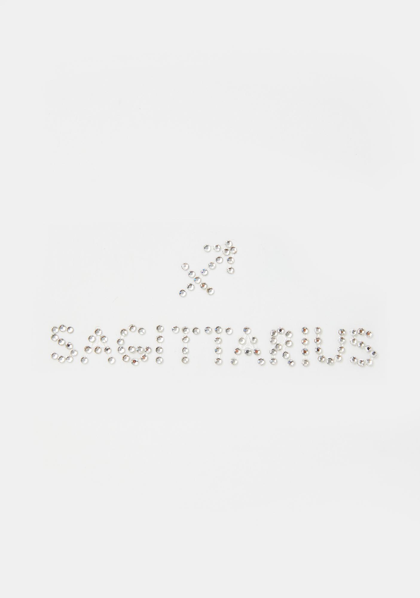 So Sagittarius Face Gems