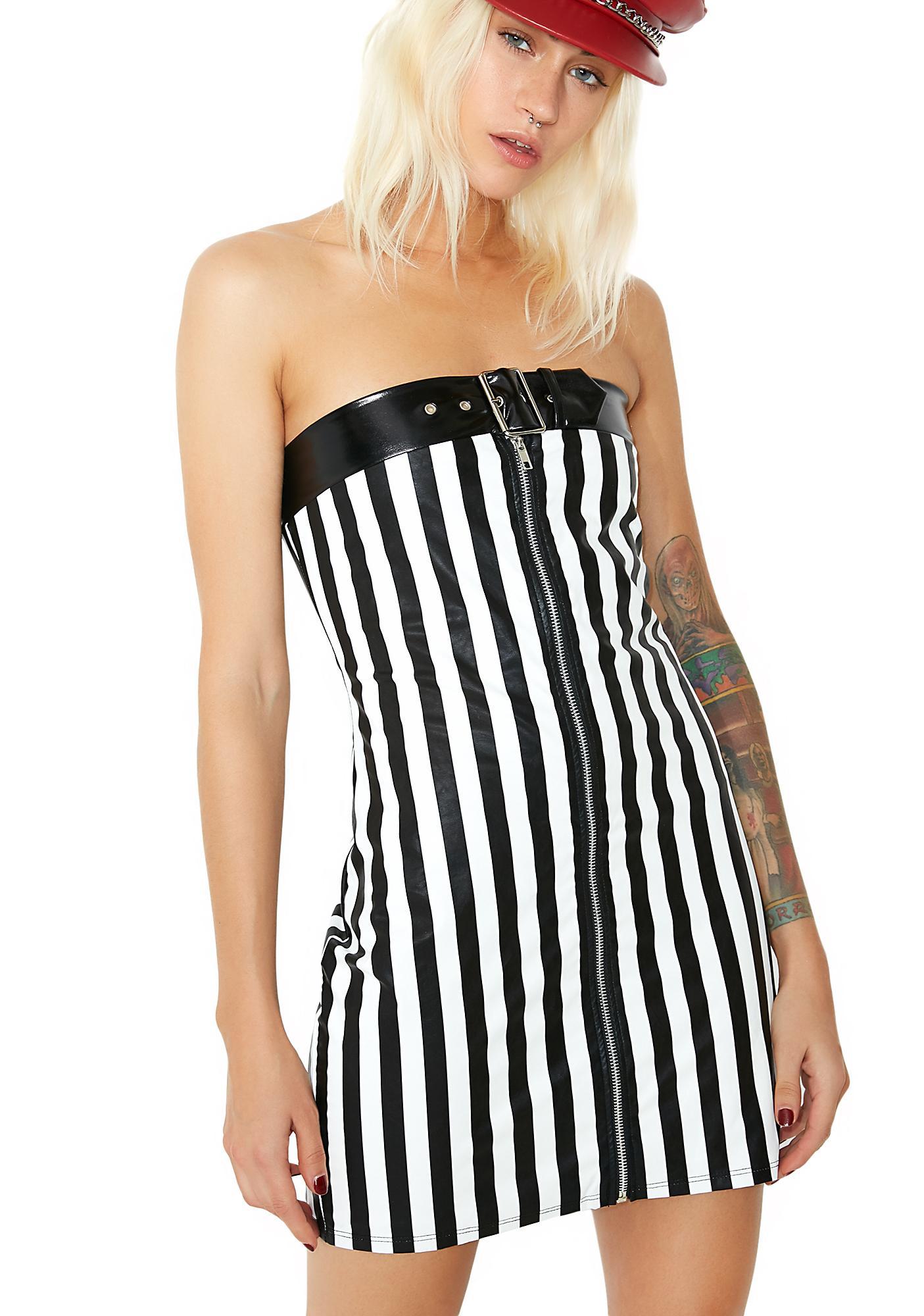 d508349164 Jaded London Bandeau Mini Dress