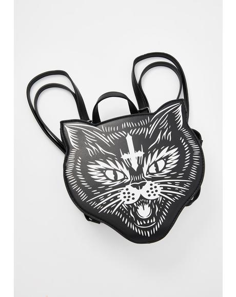 Hell Cat Backpack