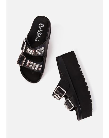 Icon Platform Sandals