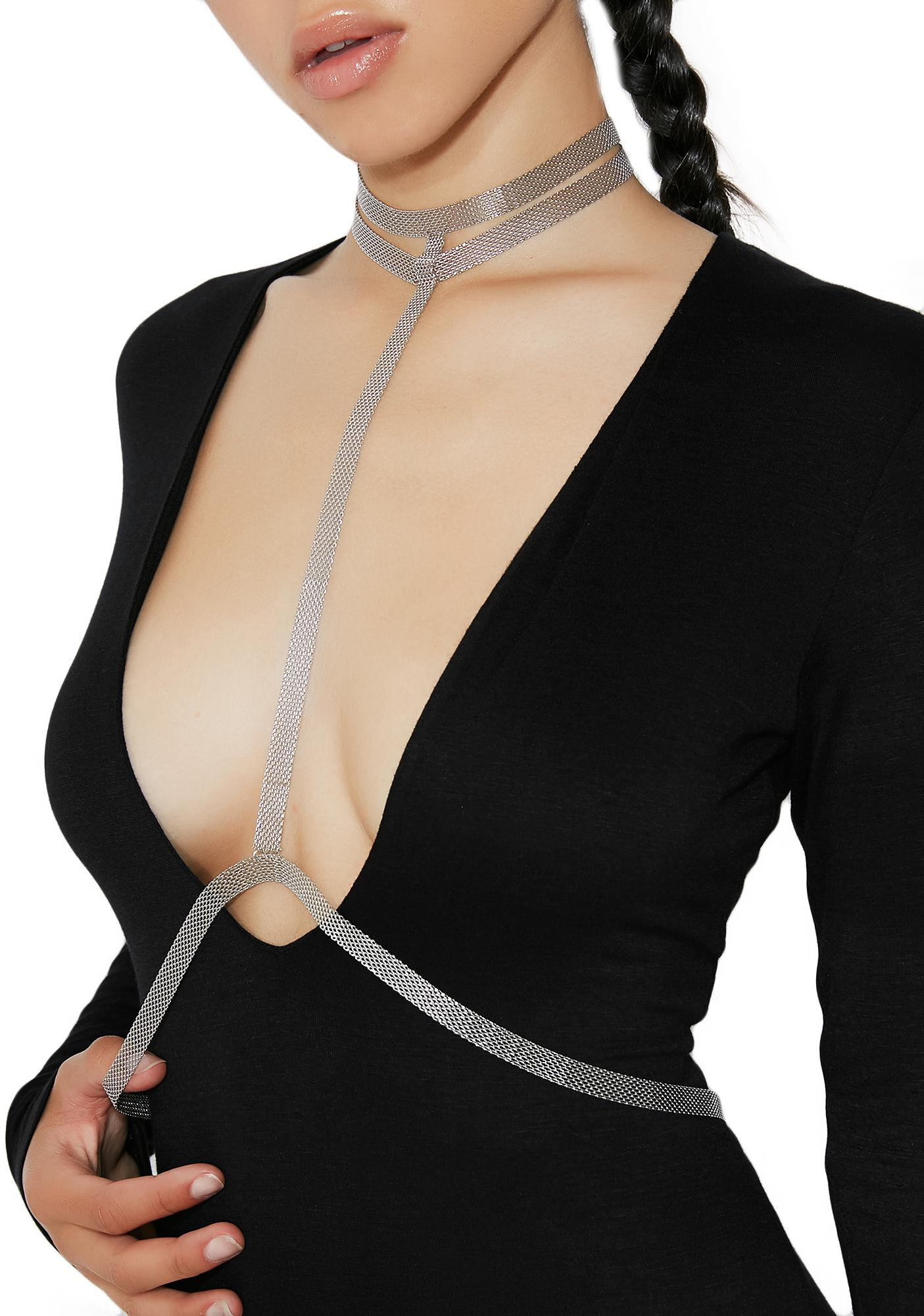 Too Attached Chainmail Body Harness