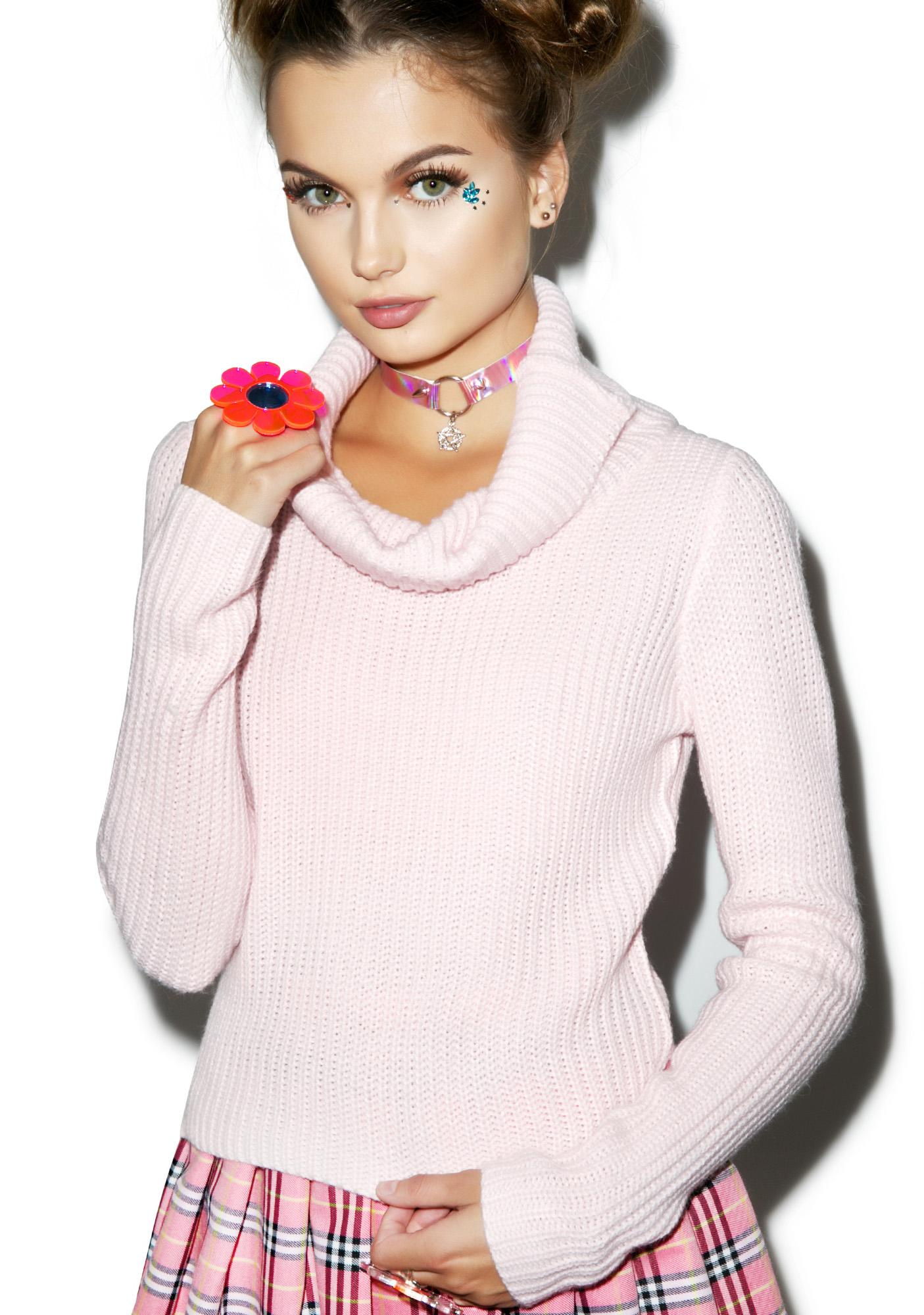 Tiger Mist Princess Amelia Sweater